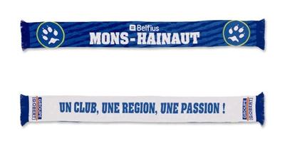 echarpe Mons Hainaut